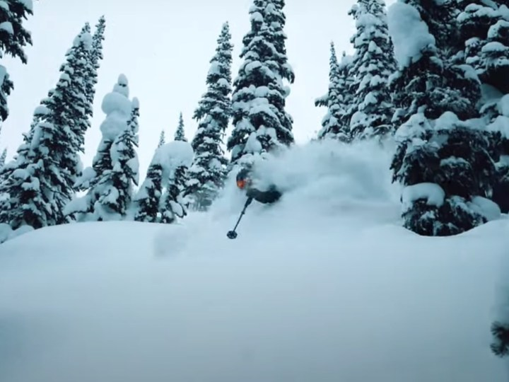 Malou Peterson Just Powder