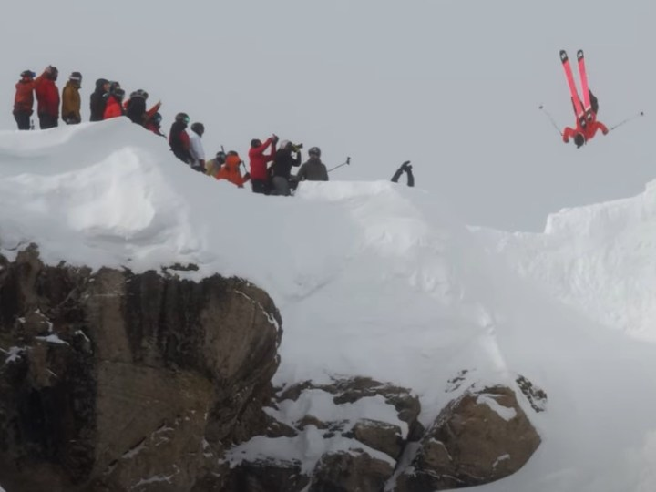 Jackson Hole Kings and Queens of Corbets Highlight Video