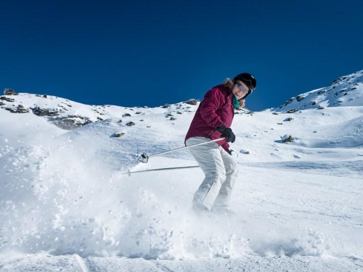 How to ski crud ski instructor lesson