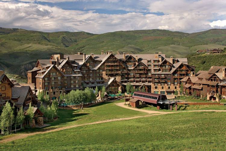 Where to stay in Beaver Creek in the summer