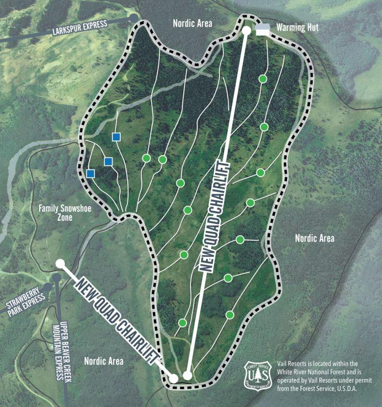 McCoy Park Beaver Creek Plans