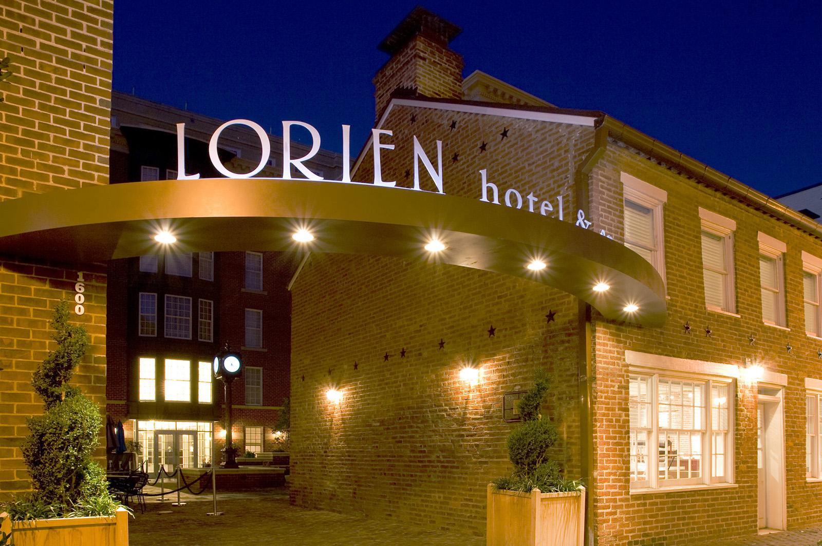 Lorien Hotel and Spa  SKI Architecture