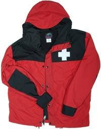 ski patrol jacket warm