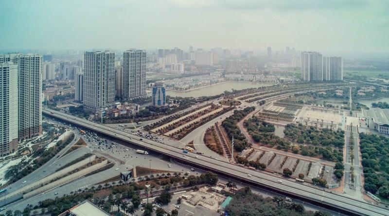 Wietnam, Hanoi, dron