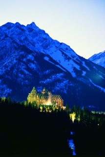Banff-lake Louise