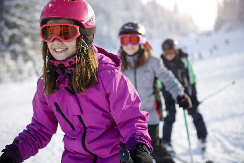 Family Ski Lessons Méribel