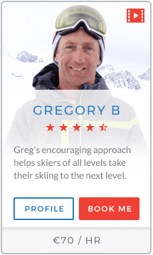 Gregory B Instructor Sainte Foy