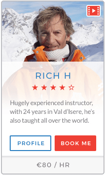 Rich H Instructor Tignes