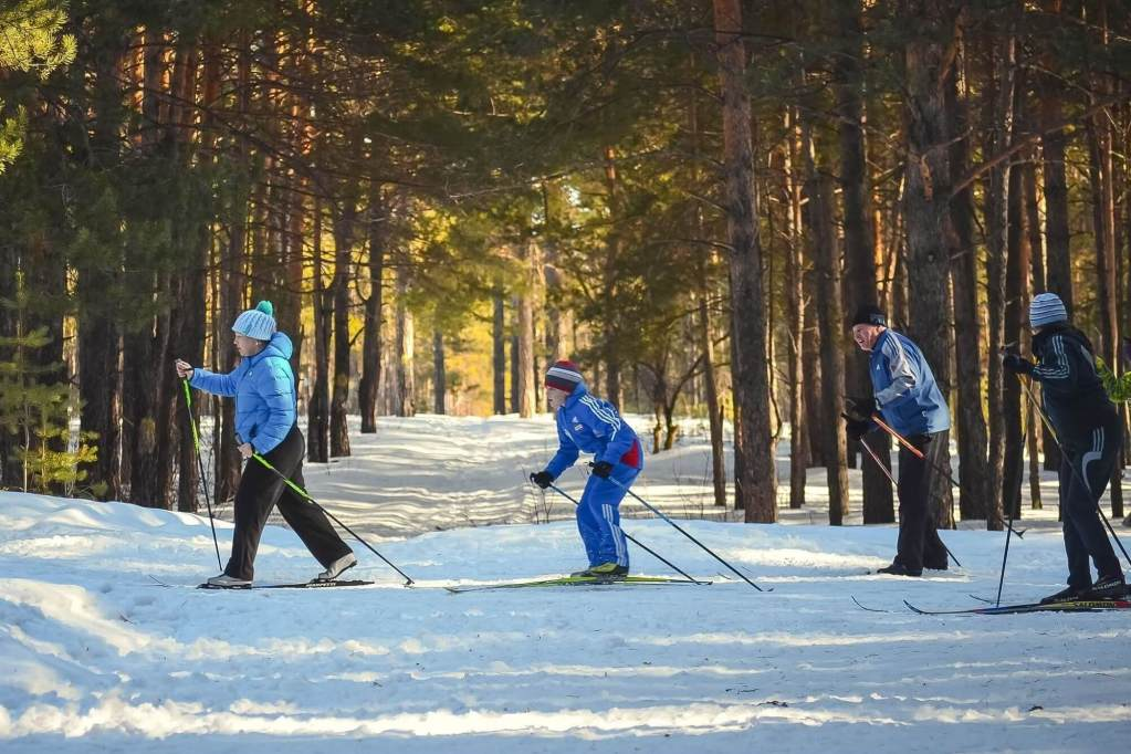 Group Ski Lessons Les Menuires