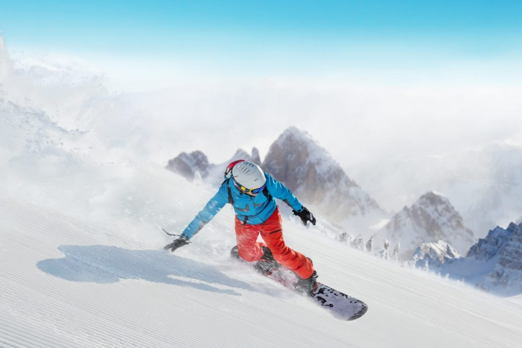 Snowboarding Lessons Les Menuires