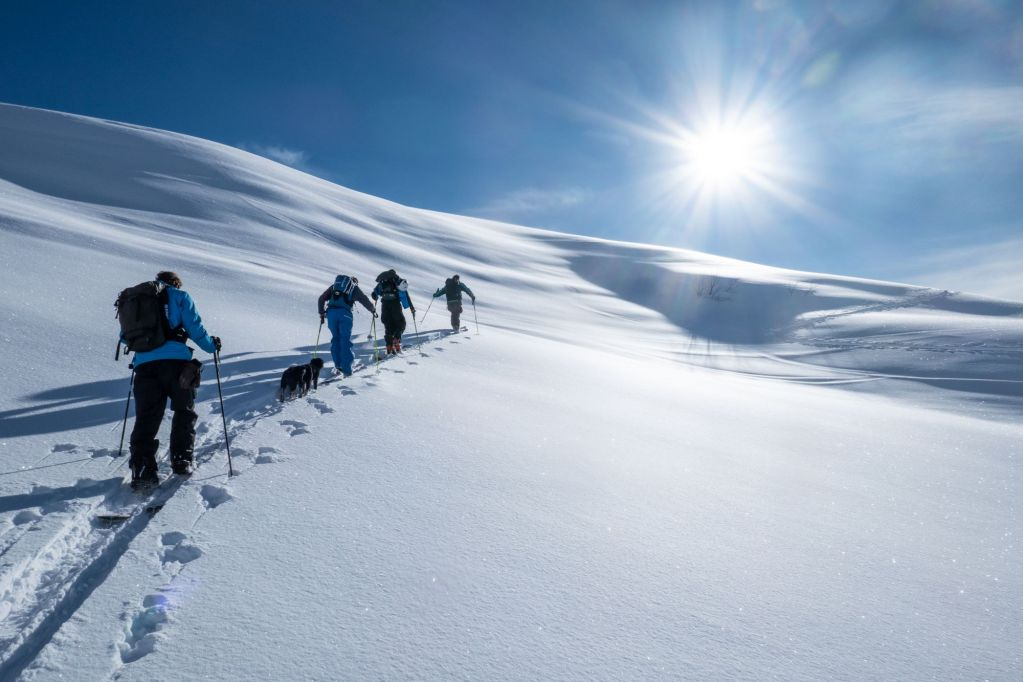 Group Ski Lessons La Tania