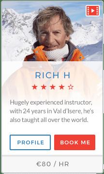 Rich H Instructor La Rosière
