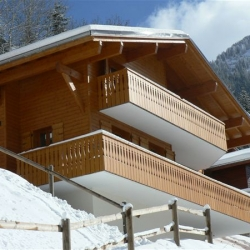 Chalet Chantecler Chatel