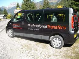 Professional Transfers Chatel