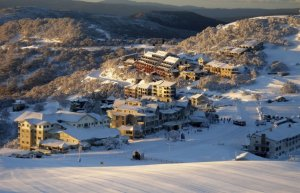hotham in winter