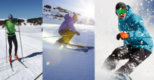 wolfy ski and snowboard hire