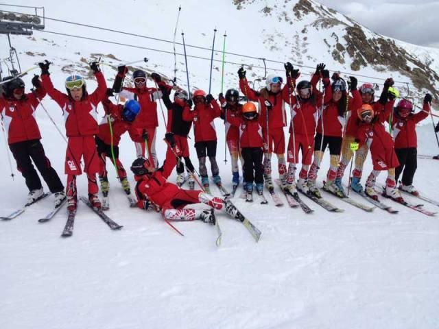 cursos esqui tecnificació