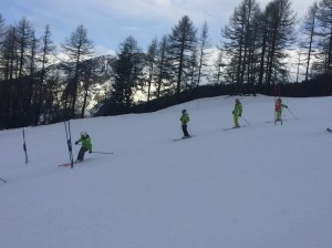 Course Micropouss U10 Aiglon KL 280117 -012
