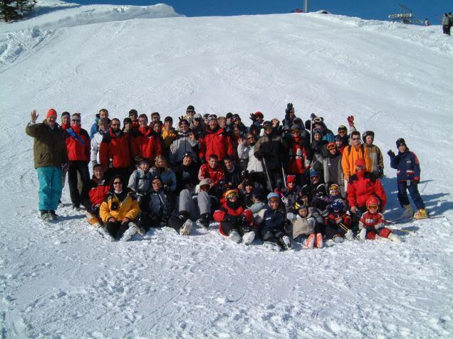 Ski club Champoussin 2003 002
