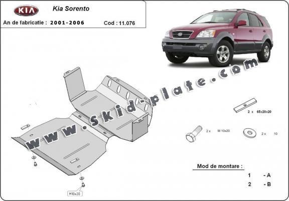 Kia Skid Plate