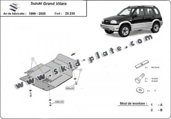 Suzuki Skid Plate