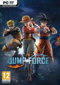 JUMP FORCE Build 5904660 Chronos