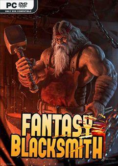 Fantasy Blacksmith Escape From The Forge PLAZA