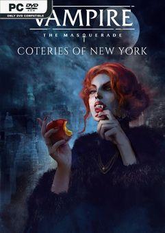 VTM Coteries Of New York Deluxe Edition v1.0.9 Razor1911