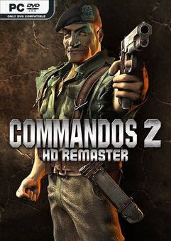 Commandos 2 HD Remaster v1.13.009 Razor1911