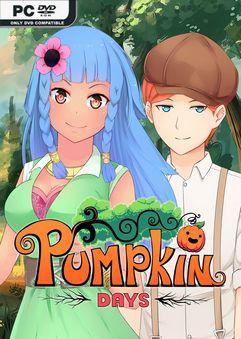 Pumpkin Days GoldBerg