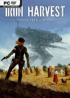 Iron Harvest New Abilities GoldBerg