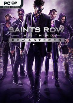 Saints Row The Third Remastered v1.0.6g GOG