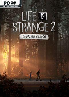 Life Is Strange 2 Complete Edition EMPRESS