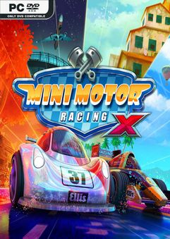 Mini Motor Racing X Party Pack SKIDROW