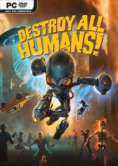 Destroy All Humans v1.4 GOG