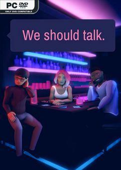 We Should Talk DARKSiDERS