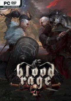 Blood Rage Digital Edition Gods of Asgard CODEX