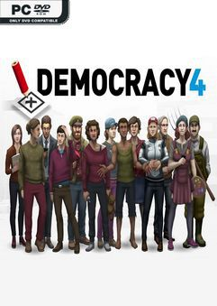 Democracy 4 South Korea Early Access