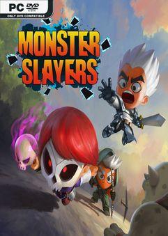 Monster Slayers The Magister GoldBerg