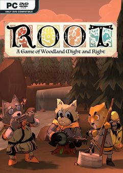 Root The Riverfolk GoldBerg