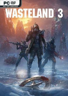 Wasteland 3 Digital Deluxe Edition J3733 GOG
