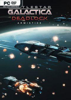 Battlestar Galactica Deadlock Armistice SKIDROW