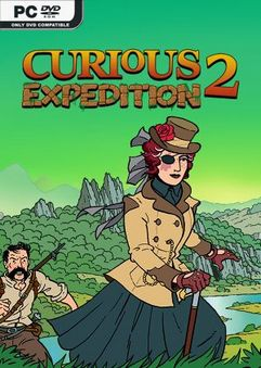Curious Expedition 2 DARKSiDERS