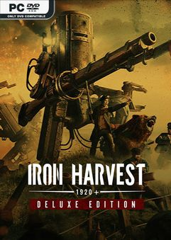 Iron Harvest Deluxe Edition v1.1.6.2181 GOG