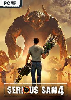 Serious Sam 4 Deluxe Edition v1.08 GOG