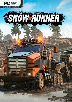 SnowRunner A MudRunner Game v13.6 P2P