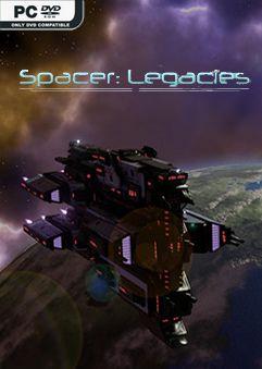 Spacer Legacies DARKSiDERS