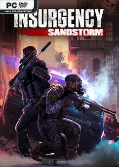 Insurgency Sandstorm v1.9.2 GoldBerg