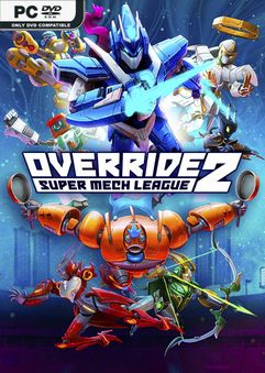 Override 2 Super Mech League Dan Moroboshi Chronos