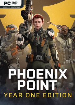 Phoenix Point Year One Edition Festering Skies CODEX